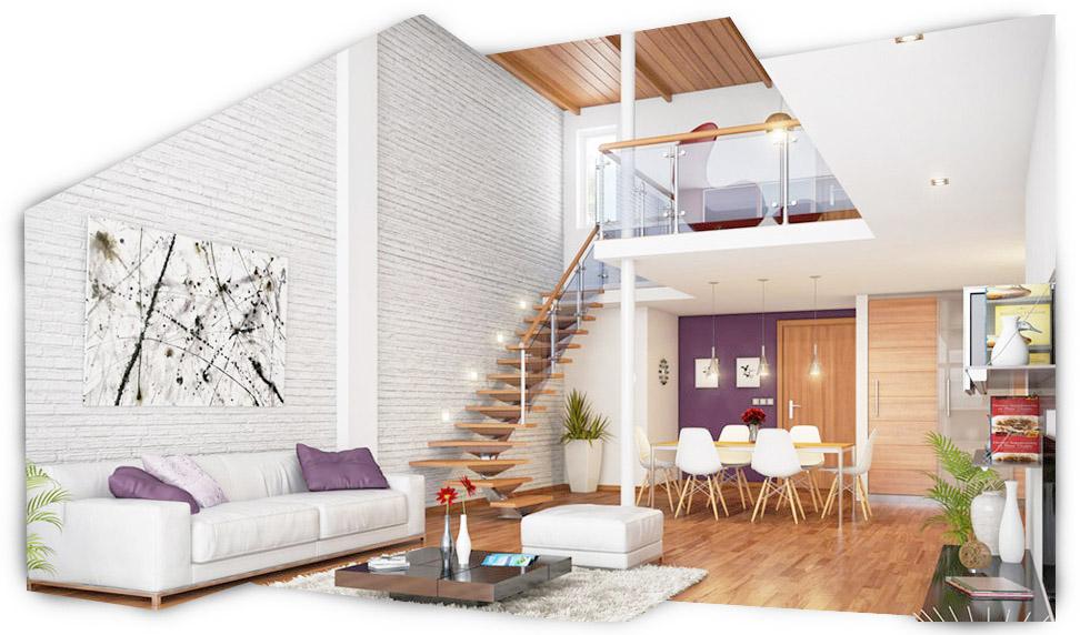 Proyectos de loft desde 990 para habilitar o convertir - Apartamento tipo loft ...